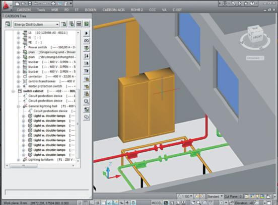 Electrical Design Software For Plant Engineering