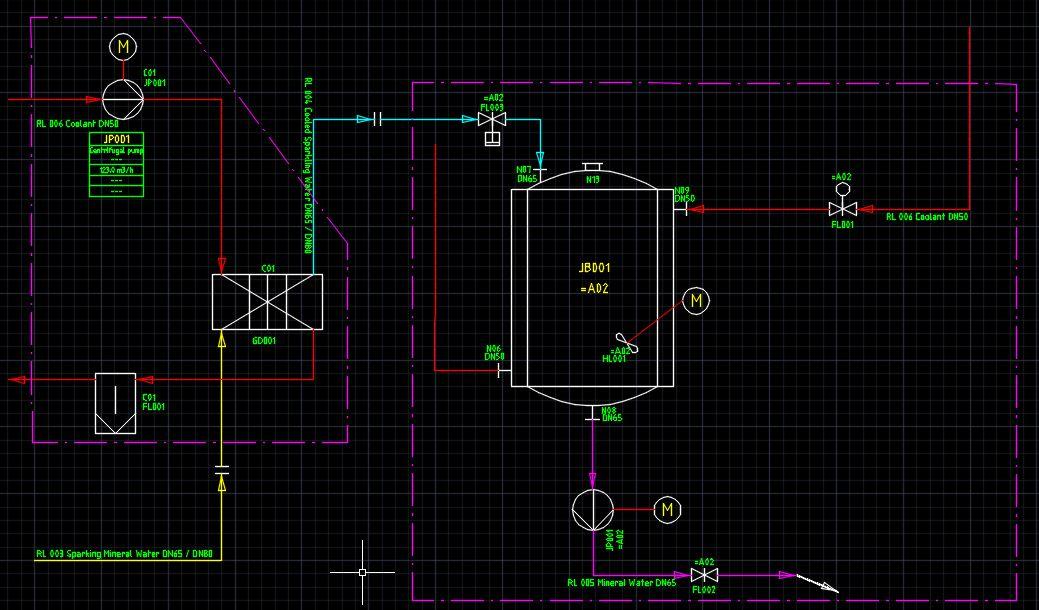 Cadison P Amp Id Designer Intelligent P Amp Id Software